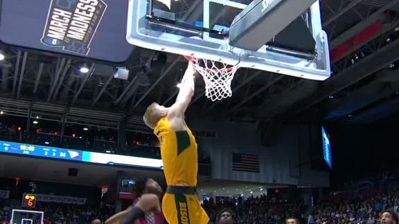 Griesel absorbs contact for and-1 lay-in