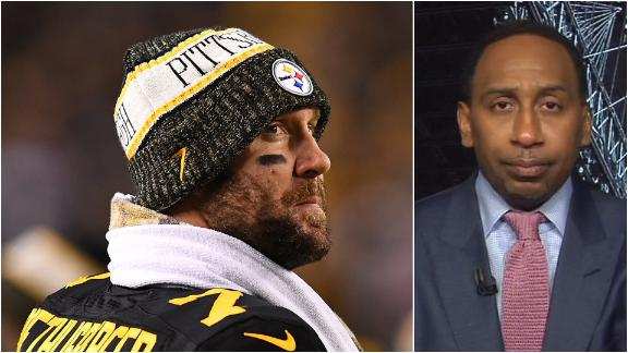 Stephen A.: Bell's comments on Big Ben can't be ignored