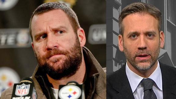 Kellerman: Don't blame Big Ben yet for Steelers' drama