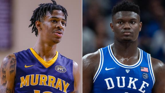 Williams: Morant's game could translate to NBA better than Zion's