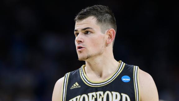 Magee misses NCAA record 12th 3 in Wofford's loss