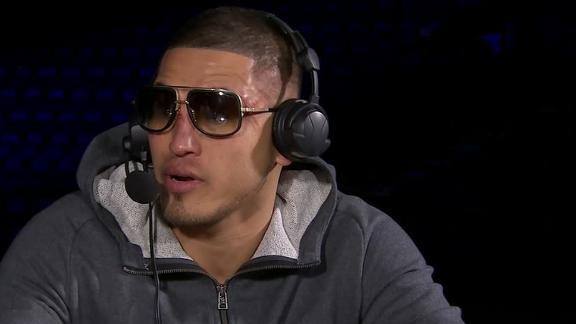 Pettis on potential fight vs. McGregor: 'Let's do it'