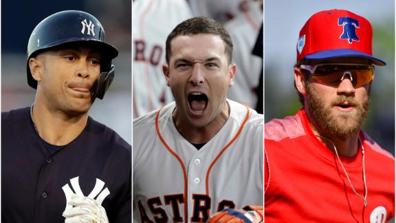 The three best teams to dethrone the Red Sox