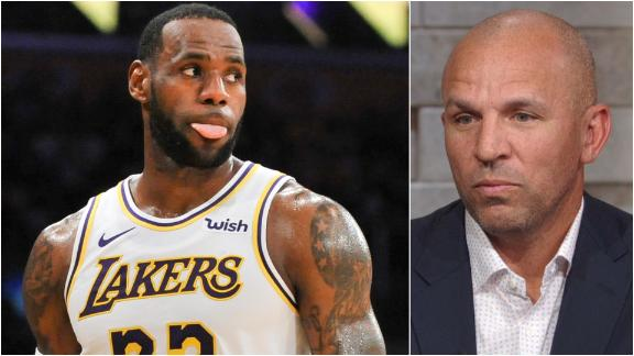 Kidd calls Lakers one of the biggest franchises in sports
