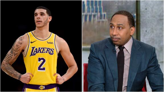 Stephen A.: Ball children seem to be distancing themselves from LaVar