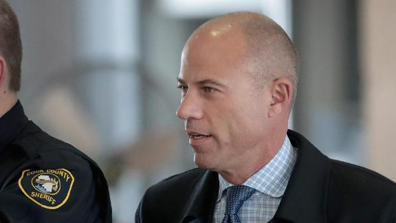Avenatti charged with trying to extort more than $20M from Nike