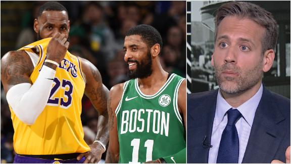 Kellerman: LeBron, Kyrie need each other more than they know