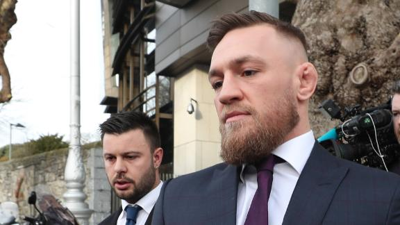 Did sexual assault allegation influence McGregor's retirement?