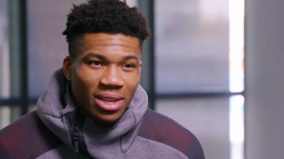 Giannis: MVP is for players who win