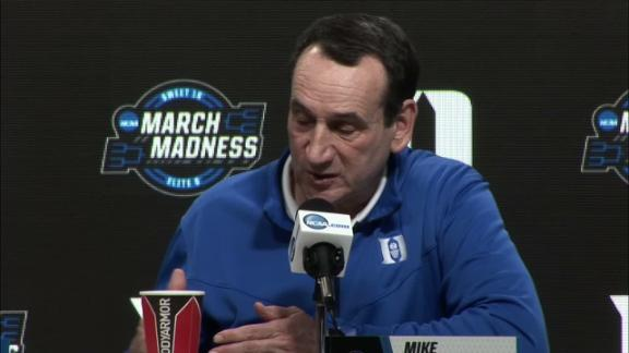 Coach K: The NBA and NCAA need to plan to take care of the game