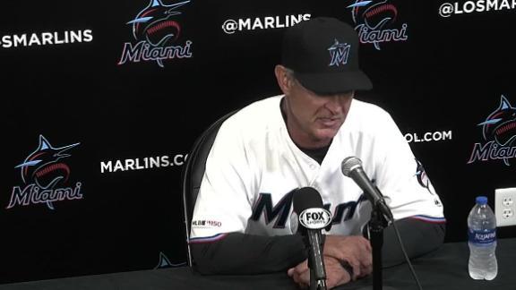 Mattingly: Ninth-inning call was 'shaky'