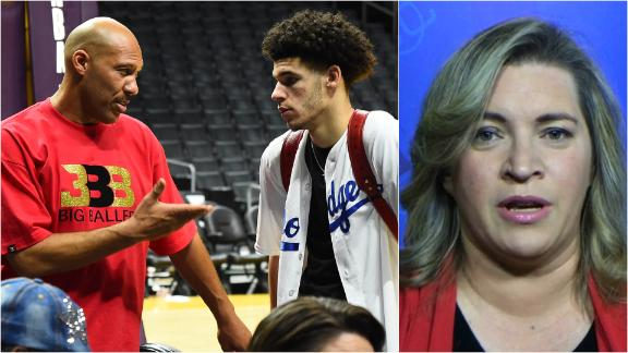 How will Lonzo's lawsuit affect BBB, LaVar?