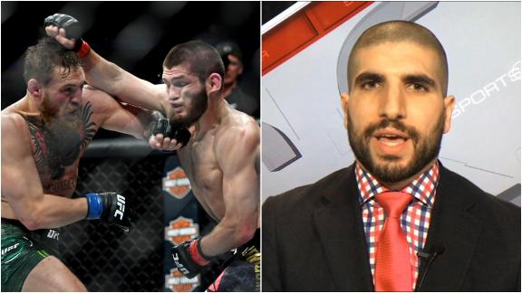 Helwani: McGregor-Khabib situation 'has gotten really ugly'