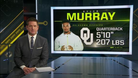 McShay confident Murray will be 'special' in NFL