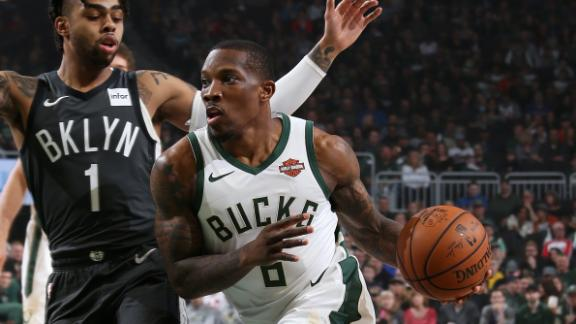 Bledsoe scores 33 in loss