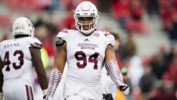 NFL draft profile: Jeffery Simmons
