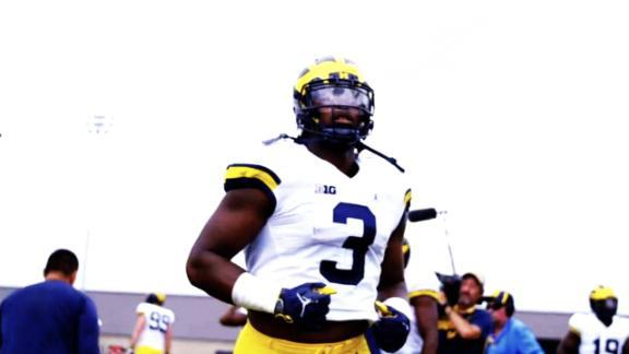 fd8739e90e6e6 NFL Draft  ¿Rashan Gray tendrá nivel para la NFL