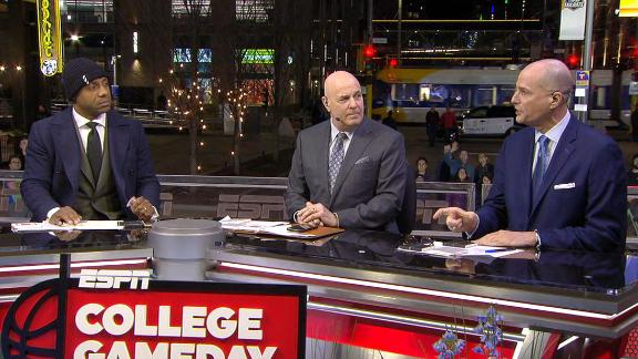 Williams: The title game 'college basketball deserved'