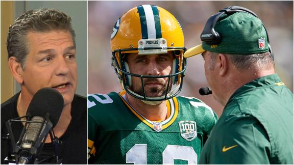 Should we believe Rodgers' denial of feud with McCarthy?