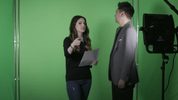 Katie Nolan holds Space Jam 2 auditions