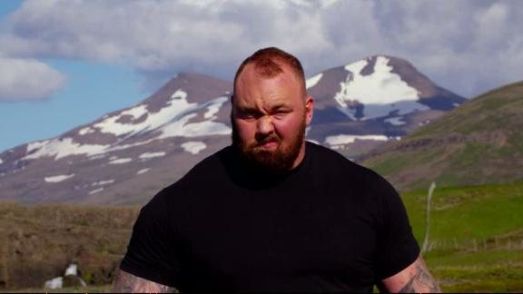How the World's Strongest Man became 'The Mountain' on Game of Thrones