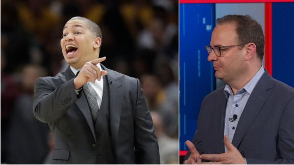 Woj: Lue, Williams the candidates for Lakers' job
