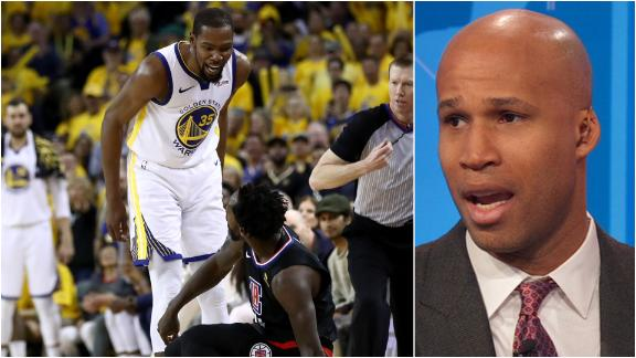 Jefferson: Durant must avoid same fate as Draymond in 2016