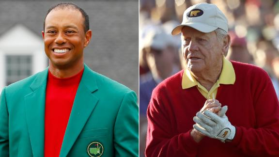 Stephen A.: Tiger will catch Nicklaus for most major wins