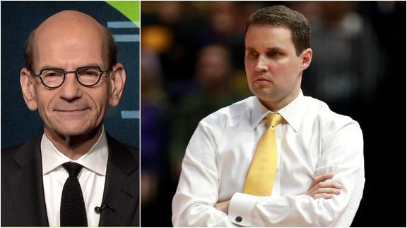 Finebaum: Will Wade's reinstatement 'baffling'