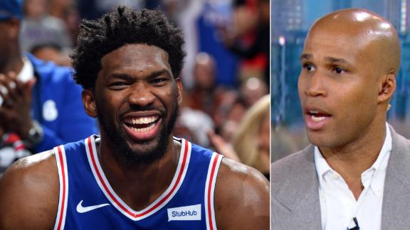 Jefferson: Embiid's elbow, postgame reaction shows immaturity