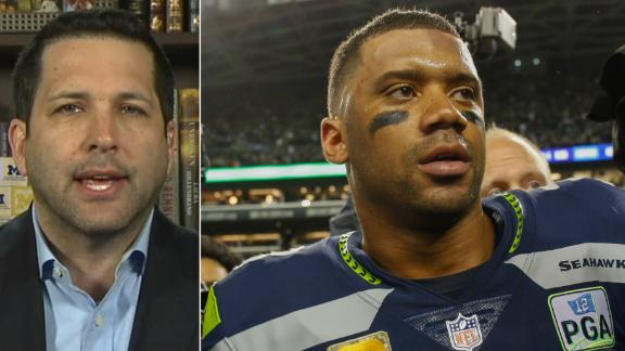Schefter: Wilson took a stand and got what he wanted