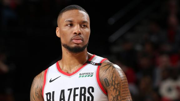 Lillard, McCollum fuel Blazers to dominant 2-0 series lead