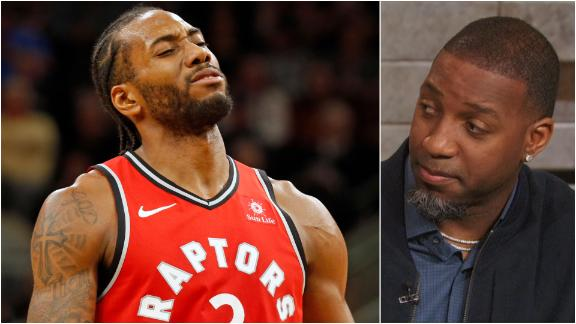 T-Mac: Kawhi could stay in Toronto if they reach NBA Finals