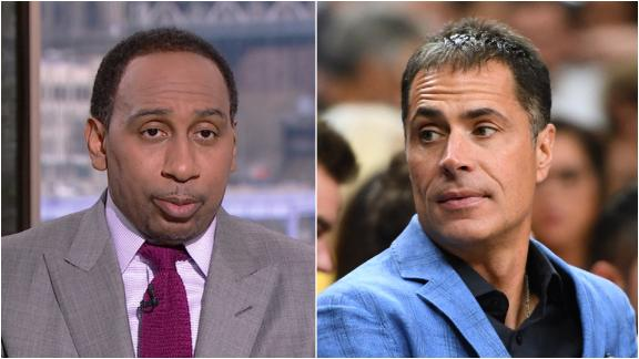 Stephen A.: Pelinka shouldn't be Lakers' decision maker
