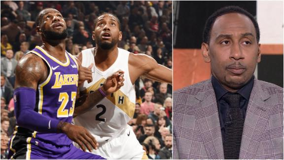 Stephen A.: Kawhi would not be a good fit with LeBron