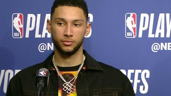 Simmons on Dudley: I don't have energy for it
