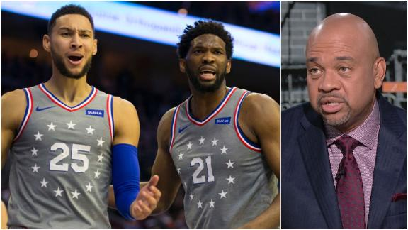 Wilbon wouldn't trade Ben Simmons