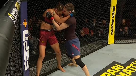 Modafferi wins split decision over Shevchenko