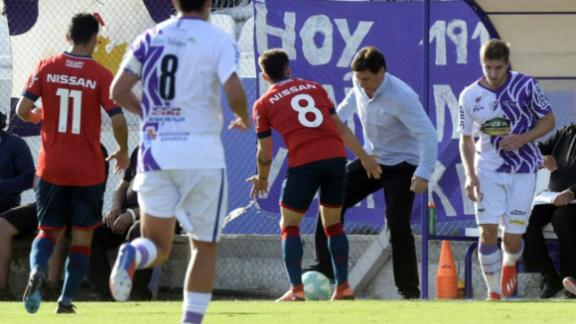 Image result for Carrasco Fenix vs cerro largo