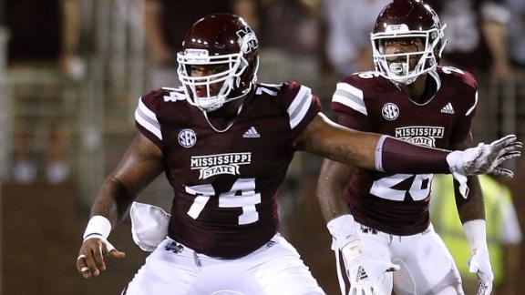 NFL draft profile: Elgton Jenkins - ESPN Video - ESPN