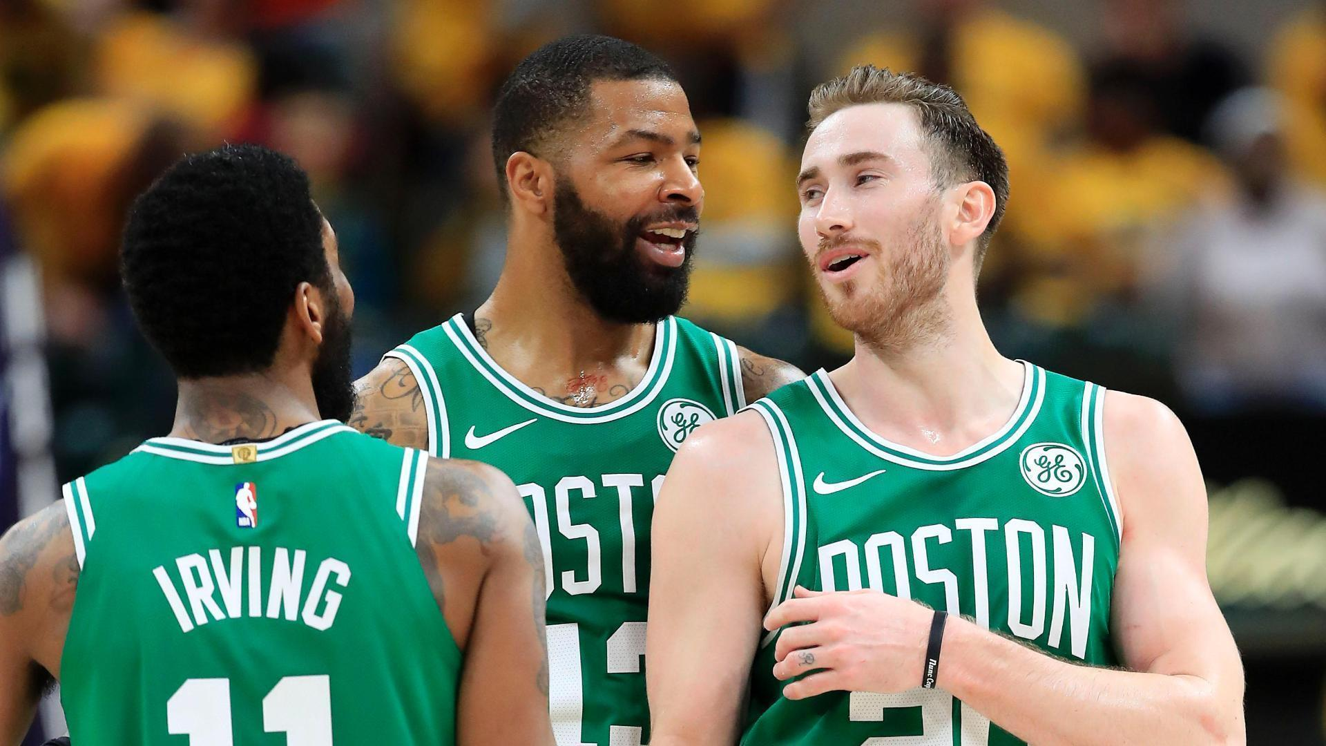 Celtics advance to next round with sweep of Pacers