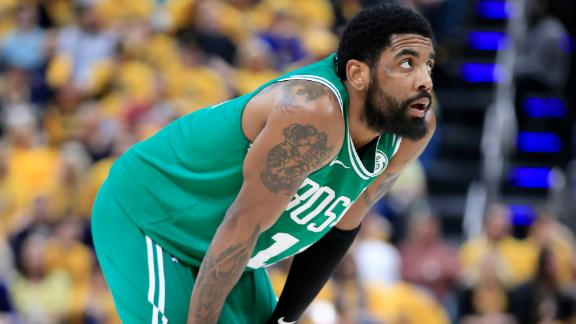 Kobe details a Kyrie mistake in Game 3