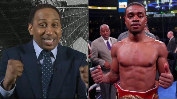 Stephen A.: I'm going with Spence Jr. over Crawford