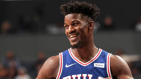 The Jimmy Butler saga continues