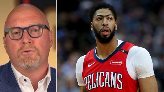 Griffin 'optimistic' the Pelicans can keep Davis