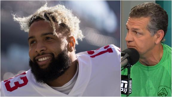 Golic Sr: I would never have traded Odell