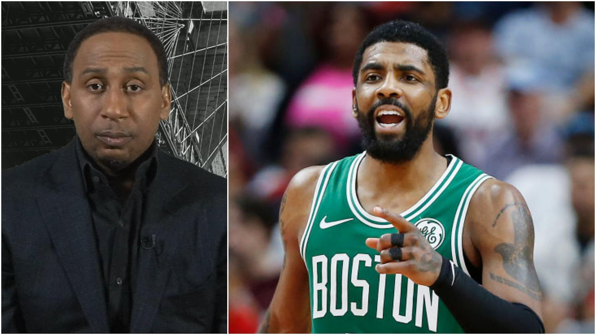 Stephen A.: Kyrie is crucial to Celtics' success