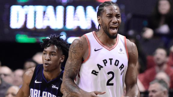 Raptors advance to 2nd round behind Kawhi's 27-point game