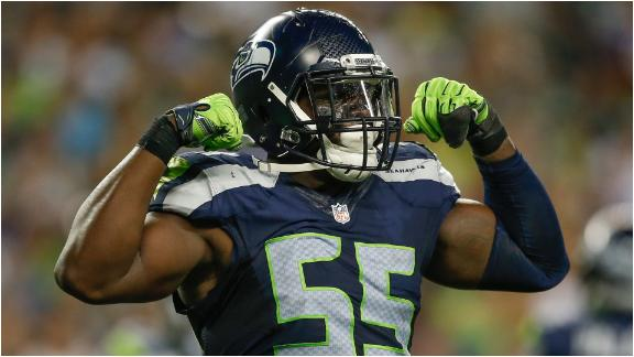 Seahawks deal Clark to Chiefs