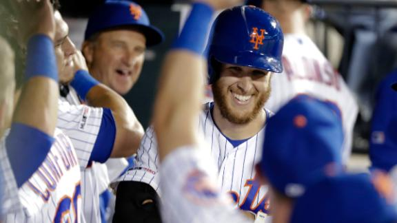 Wheeler's big night gives Mets the edge